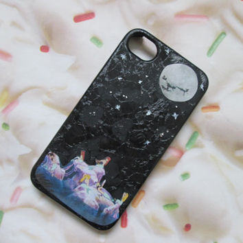 Mermaid Lagoon Peter Pan iPhone 4/4s Case Cover