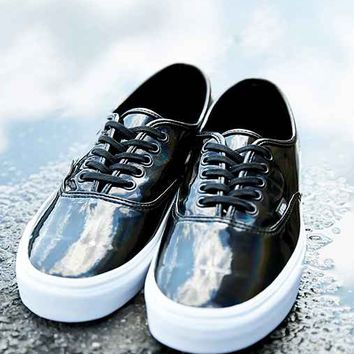 Vans Authentic Patent Leather