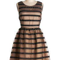 ModCloth Mid-length Sleeveless A-line Soiree What You Will Dress