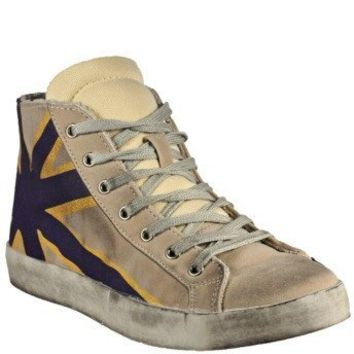 London Rebel Purple AWOL Sneaker *wander deal*