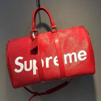 Supreme Handbag Travelling Shopping Camping