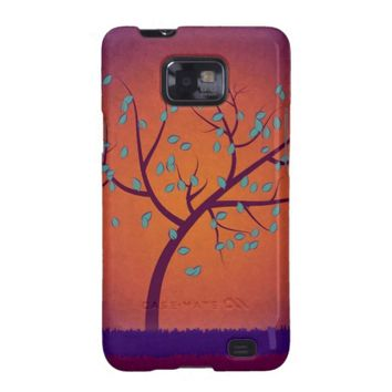 Tree of Life Galaxy SII Case