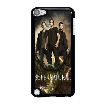 SUPERNATURAL iPod Touch 5 Case Cover