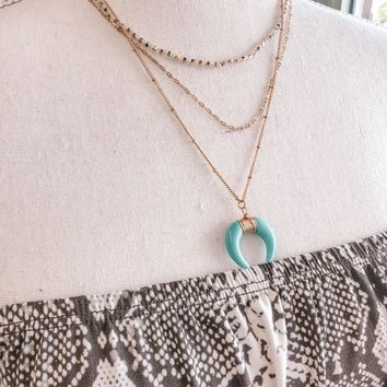 Where You Come From Necklace