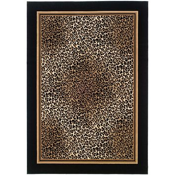 Couristan Everest Leopard Area Rug