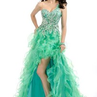 Party Time Gown 6007 Prom Dress - PromDressShop.com