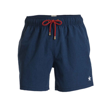 Mazu Swimwear Star Ferry Mariner Navy