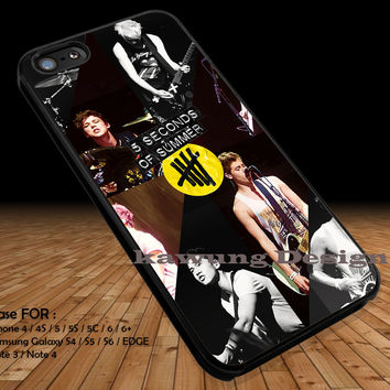 5 Seconds of Summer Collage iPhone 6s 6 6s+ 5c 5s Cases Samsung Galaxy s5 s6 Edge+ NOTE 5 4 3 #music #5sos DOP2121