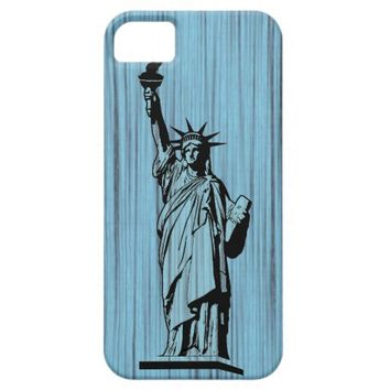 Statue of Liberty iPhone SE/5/5s Case