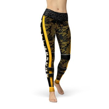 LL Stella Pittsburgh Sports Legging