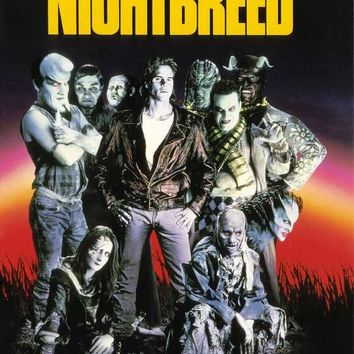 Nightbreed 27x40 Movie Poster (1990)