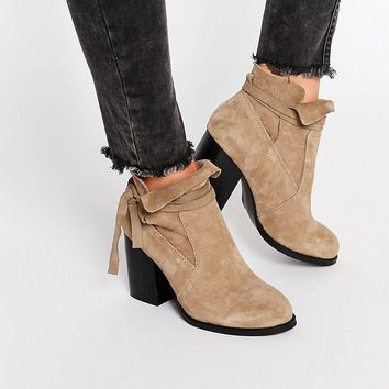 ASOS | ASOS EMMA Slouchy Ankle Boots at ASOS