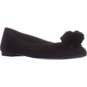 Charles by Charles David Danni Ballet Flats, Black, 6.5 US