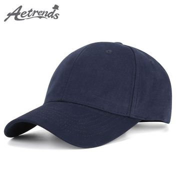Trendy Winter Jacket [AETRENDS] 2018 summer chinese hat cotton baseball cap men polo racing custom caps hip hop snapback outdoor sports hats Z-6267 AT_92_12