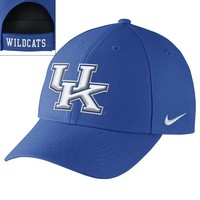 Nike Kentucky Wildcats Dri-FIT Wool Classic Adjustable Cap - Men, Size: One