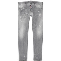 Dsquared2 Cool Guy Distressed Paint Splatter Jeans