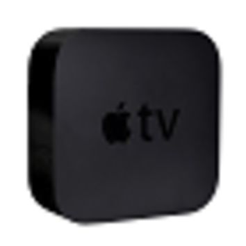 Apple TV (4th Generation) 32GB 1080p HD Multimedia Set-Top Box (Black) - MISSING SIRI REMOTE - B