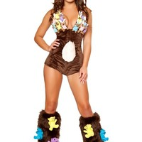 J. Valentine Dare Bear Costume : Josie Loves J. Valentine Dare Bear Rave Outfit
