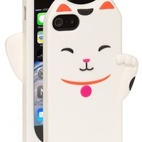 kate spade new york cat iPhone 5 & 5s case