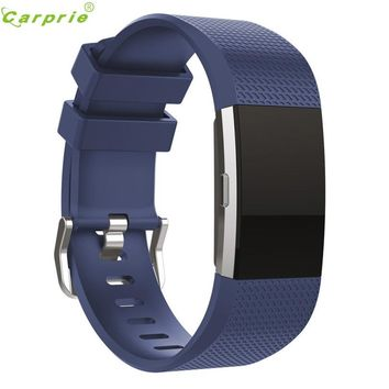 CARPRIE Sports Strap Band For Fitbit Charge 2
