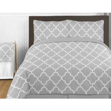Sweet Jojo Designs Trellis 4 Piece Comforter Set | Wayfair