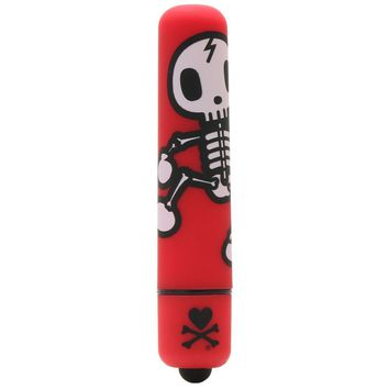 Tokidoki Jolly Roger Mini Vibe in Red