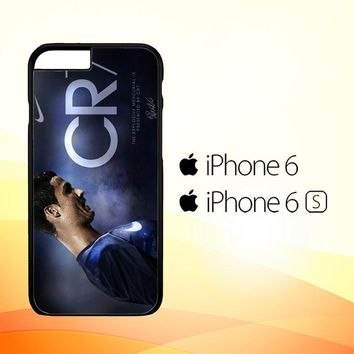 Cristiano Ronaldo CR7 X4198 iPhone 6|6S Case