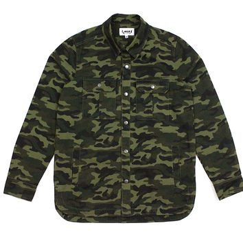 Emmet Light Jacket (Camo)