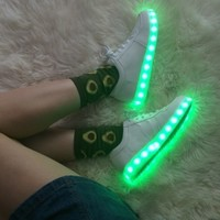 Light Up Shoes   Butterface