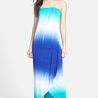 Young, Fabulous & Broke 'Brooklyn' Ombre Maxi Dress