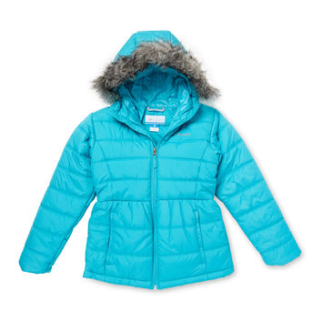 Girls New Insulated Jacket