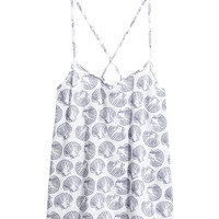 H&M - Patterned Top