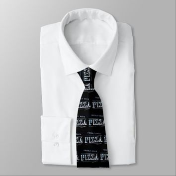 Pizza Necktie