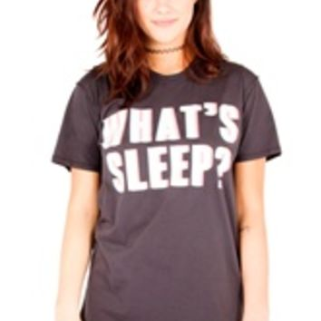 WHAT'S SLEEP PERFECT Tee