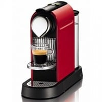 Nespresso C110-US-RE-NE CitiZ Automatic Single-Serve Espresso Maker, Fire-Engine Red