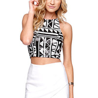 Nollie The Call Cropped Top at PacSun.com