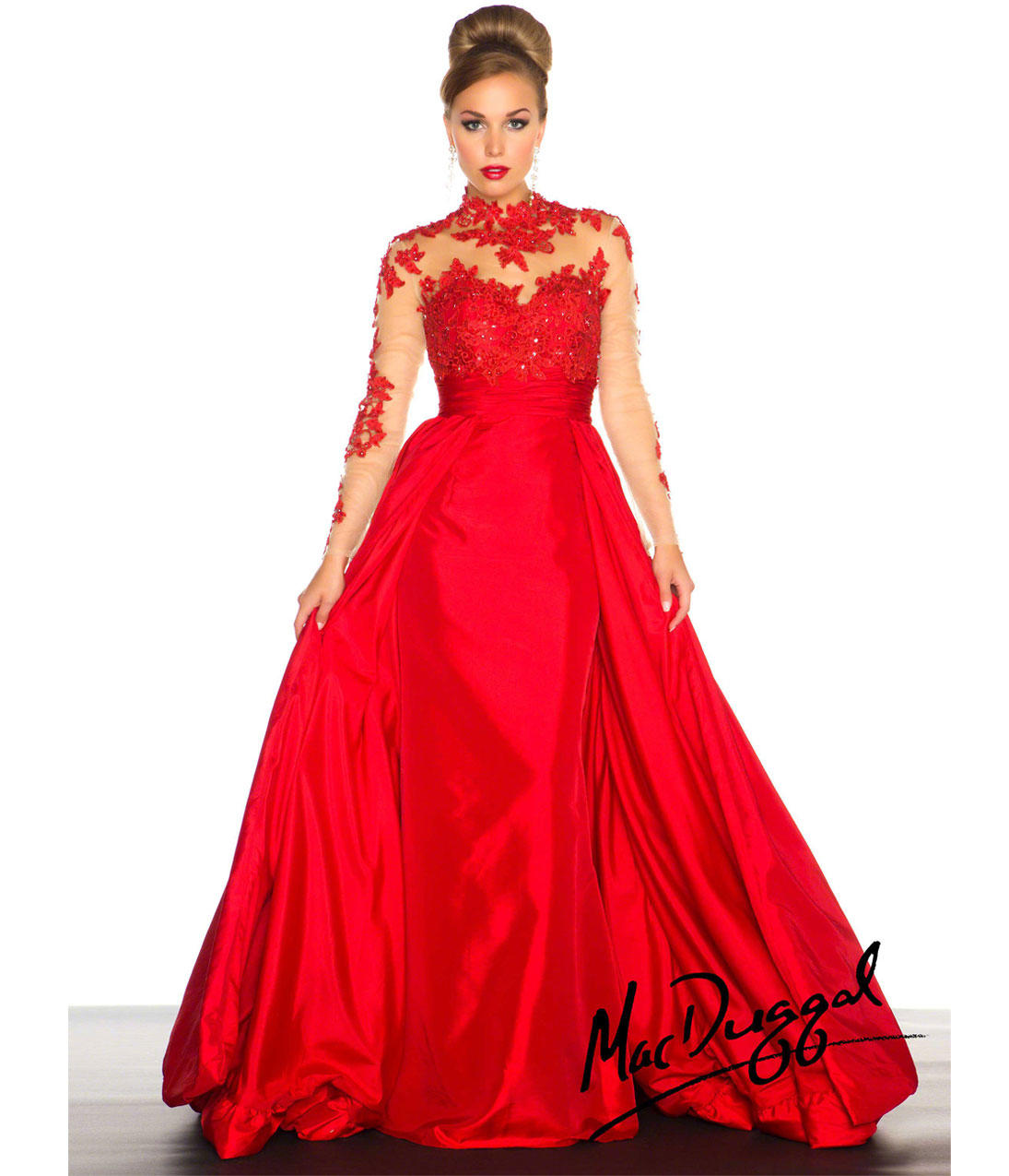 PRE-ORDER) Mac Duggal 2014 Prom Dresses from Unique Vintage | in