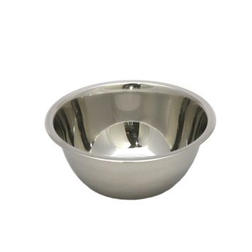 Stainless Steel Mixing Bowl, 1qt - CASE OF 96