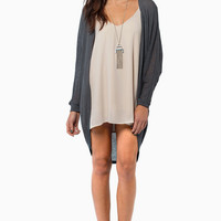 Frances Open Cardigan $23