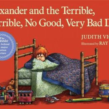 Alexander and the Terrible, Horrible, No Good, Very Bad Day (Little Simon Lap Board Books)
