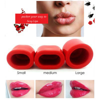 SEXY NATURAL LIP ENHANCER PLUMP PLUMPING FULLER FULL LIPS LIPPY PLUMPER POUT GIFT