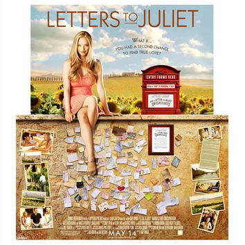 Letters to Juliet 27x40 Movie Poster (2010)