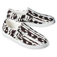 Peter Pilotto® for Target® Slip-On Shoe -Black/White Print