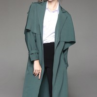 New England Trench Coat
