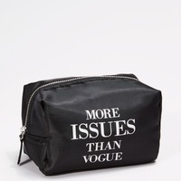 More Issues Than Vogue Makeup Bag | Beauty Tools | rue21