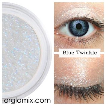 Blue Twinkle Effects Eyeshadow