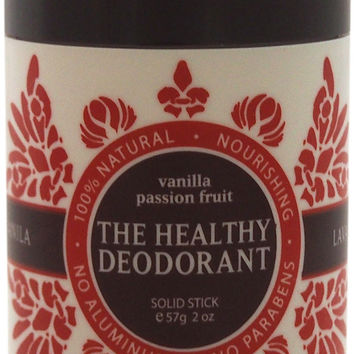 lavanila - the healthy deodorant - vanilla passion fruit