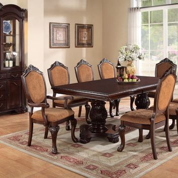 7 or 9 Piece Formal Dining Set
