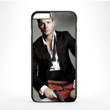 Jensen Ackles Dean Winchester PhotoShot Iphone 6 Plus | 6s Plus Case