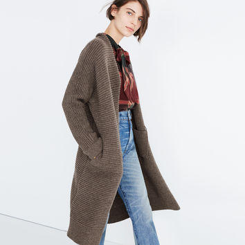 Fulton Sweater-Coat : | Madewell